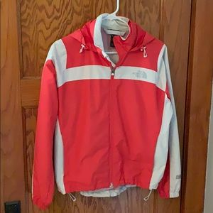 Women's North Face Windbreaker- size small